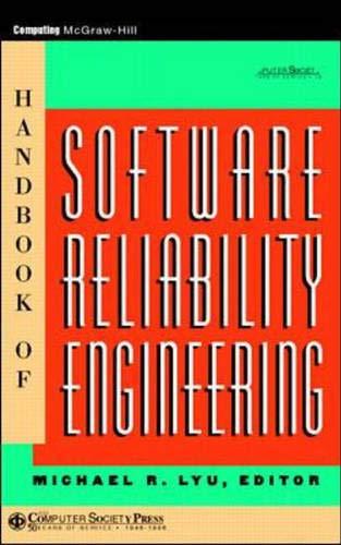 9780070394001: Handbook of Software Reliability Engineering