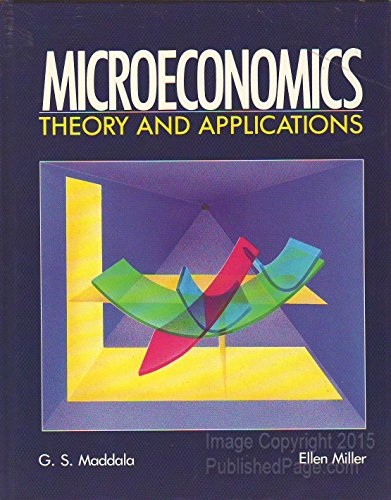 9780070394155: Microeconomics: Theory and Applications