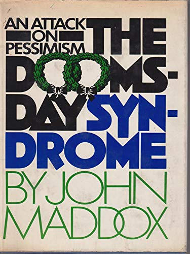9780070394285: The Doomsday Syndrome