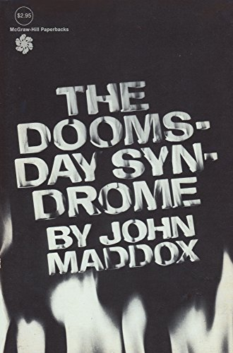 9780070394292: THE DOOMSDAY SYNDROME.