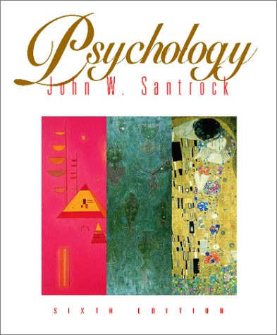 9780070394698: Psychology - John W. Santrock - Paperback - 6TH REVISED Edition: sixth