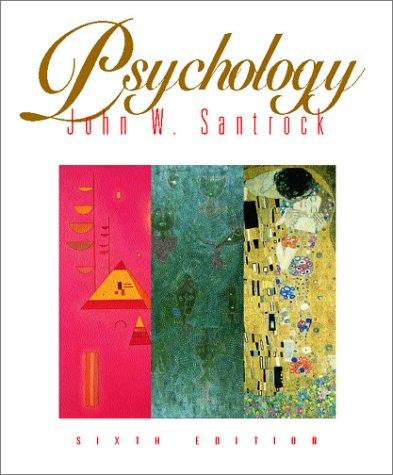 9780070394698: Psychology