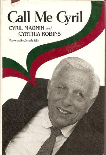 9780070394926: Call Me Cyril