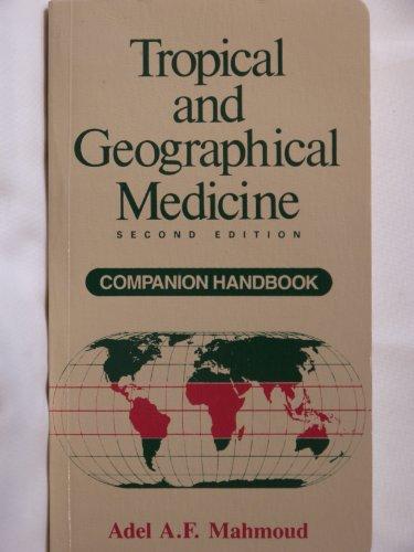 9780070396258: Tropical and Geographical Medicine: Companion Handbook to 2r.e (Companion handbooks series)