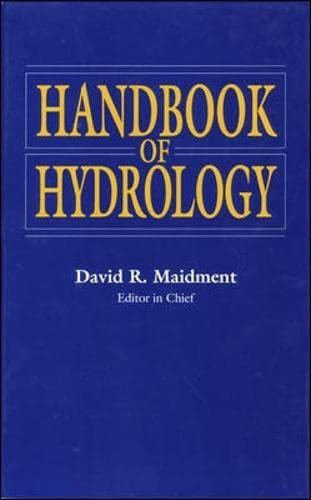 9780070397323: Handbook of Hydrology