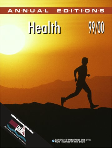 9780070397996: Annual Editions: Health 99/00 (Annual Editions)