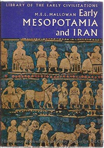 9780070398009: Early Mesopotamia And Iran