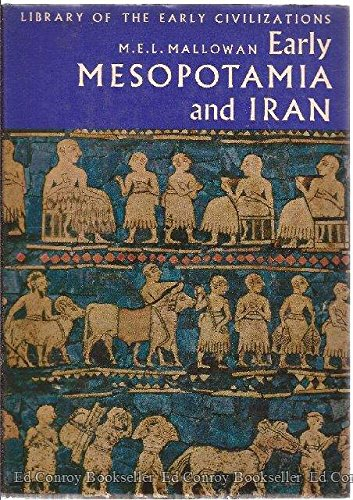 9780070398009: Early Mesopotamia And Iran