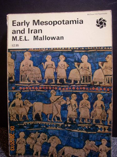 9780070398016: Early Mesopotamia and Iran