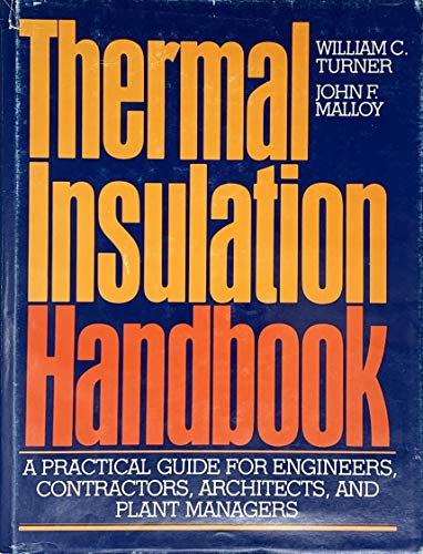 9780070398054: Thermal Insulation Handbook