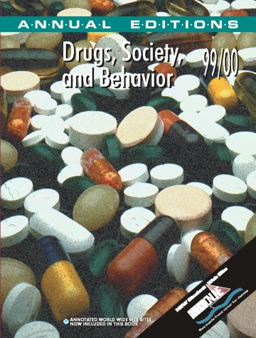 9780070398085: Drugs, Society and Behavior 99/00 (Annual Editions)