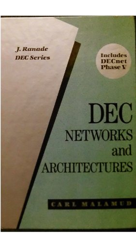 9780070398221: Book of D. E. C. Systems and Architectures (J. Ranade DEC series)
