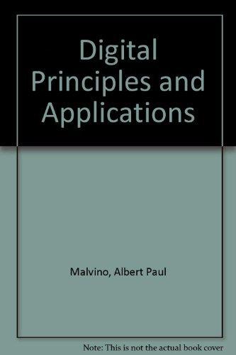 9780070398375: Digital Principles and Applications