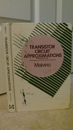 9780070398580: Transistor circuit approximations