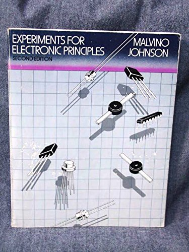 9780070398689: Electronic Principles: Experiments