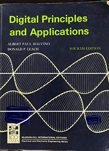 9780070398832: Digital Principles and Applications