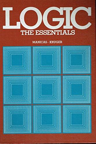 9780070398931: Logic: The Essentials