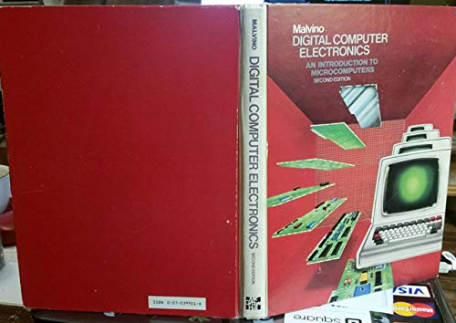 9780070399013: Digital computer electronics: An introduction to microcomputers