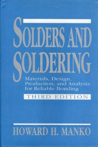9780070399709: Solders and Soldering