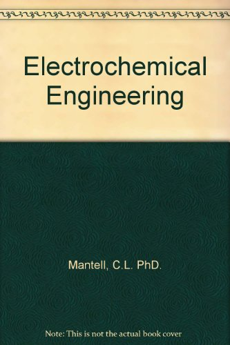 9780070400283: Electrochemical Engineering