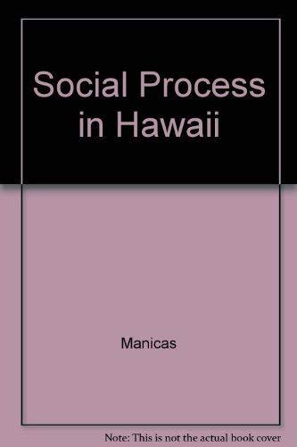 9780070400344: Social Process in Hawaii