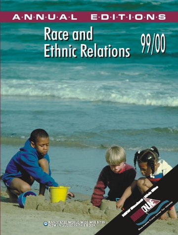 9780070400771: Race and Ethnic Relations: 99/00 (Annual Editions : Race and Ethnic Relations)