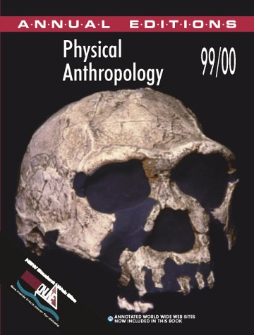 9780070401075: Physical Anthropology 99/00 (Annual Editions)