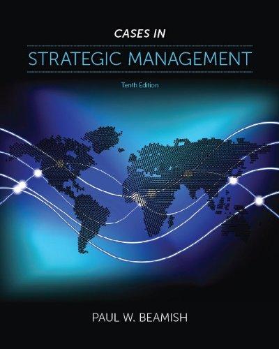 9780070401822: Cases in Strategic Management