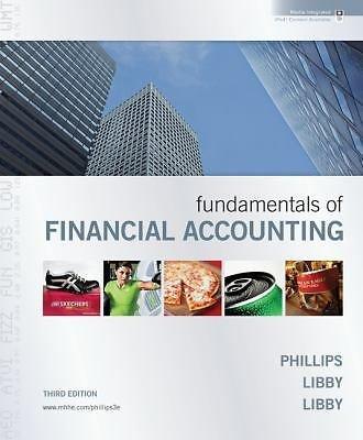 9780070401952: Fundamentals of Financial Accounting