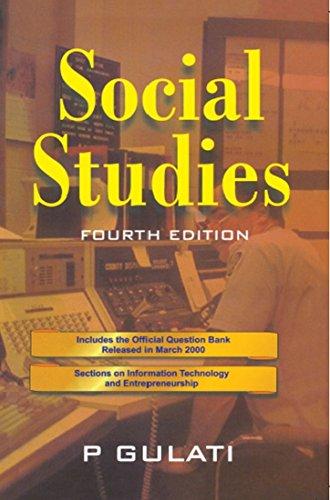Social Studies (Fourth Edition): P. Gulati