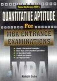 9780070402263: Quantitative Aptitude for MBA Entrance Exams