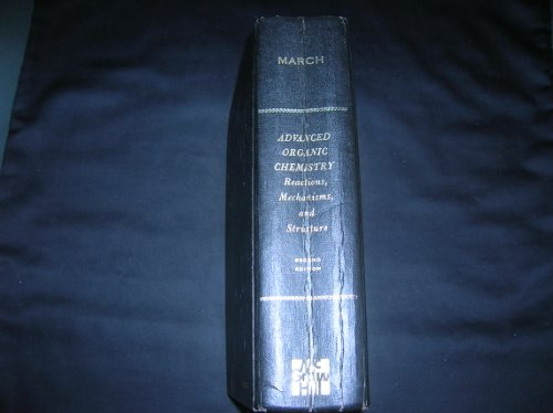 9780070402478: Advanced Organic Chemistry (Advanced Chemistry)