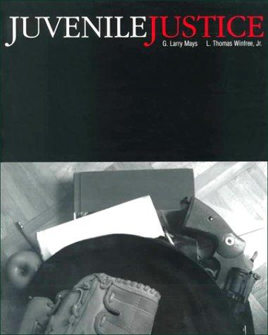 9780070403000: Juvenile Justice