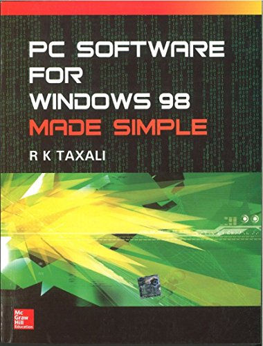 9780070403062: PC Software For Windows 98 Made Simple