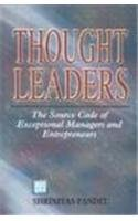 9780070403086: Thought leaders: The source code of exceptional managers and entrepreneurs