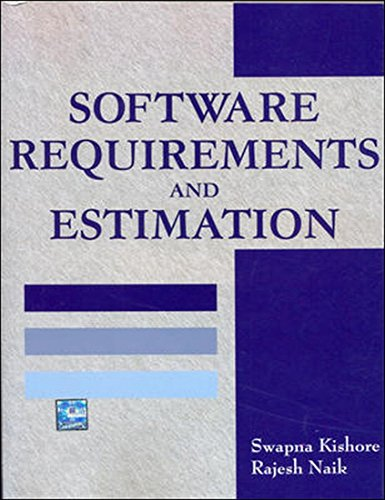 9780070403123: Software Requirements and Estimation