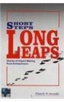 9780070403147: Short steps long leaps: Stories of impact making rural entrepreneurs