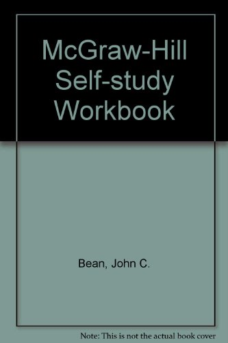 9780070403826: The Mcgraw-Hill Self-study College Workbook