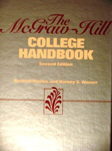 9780070403987: The Mcgraw-Hill College Handbook
