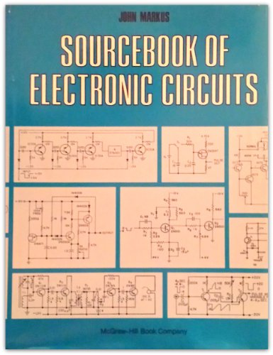 9780070404434: Sourcebook of Electronic Circuits