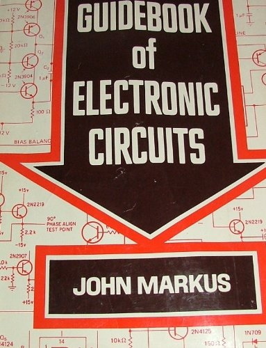 9780070404458: Guidebook of Electronic Circuits