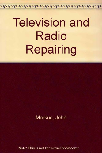 9780070404533: Television and Radio Repairing