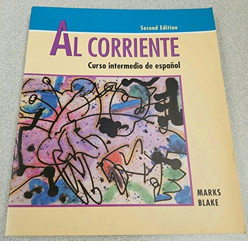 9780070404670: Al Corriente: Curso Intermedio De Espanol