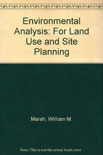 9780070404908: Environmental Analysis: For Land Use and Site Planning