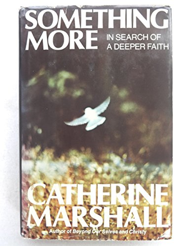 9780070406070: Something More: In Search of A Deeper Faith