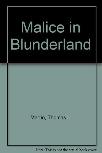 9780070406346: Malice in Blunderland