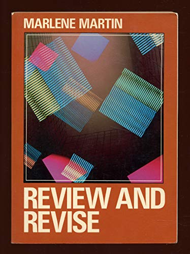 9780070407008: Review and Revise