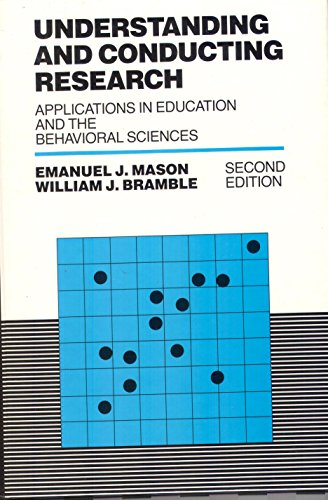 9780070407039: Understanding and Conducting Research: Applications in Education and Behavioural Sciences