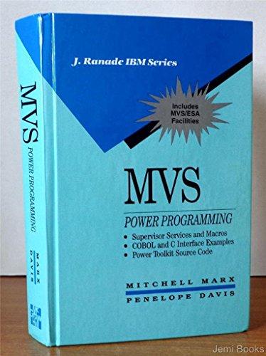 9780070407633: MVS Power Programming (J Ranade Ibm Series)