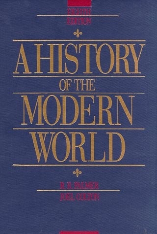 9780070408265: A History of The Modern World (8th Edition)